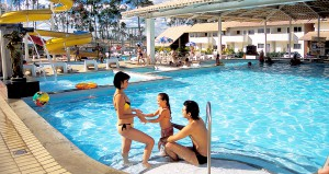 diRoma International Resort em Caldas Novas - diRoma